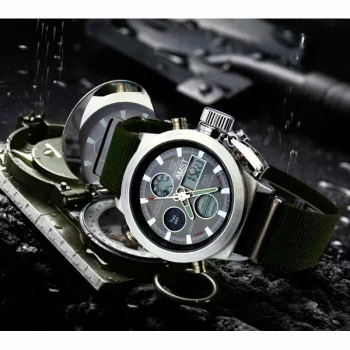 90072002 Часы Amst Sport. Часы мужские кварцевые Перейти на официальный сайт  производителя... ❤