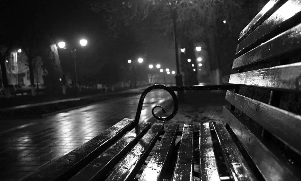 знаю картинки ночного грустного города банальность этого пункта
