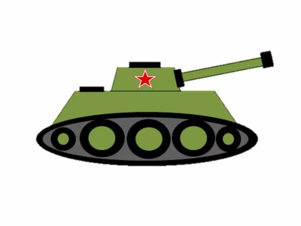 нацелены картинки военных танков для доу тех, кто
