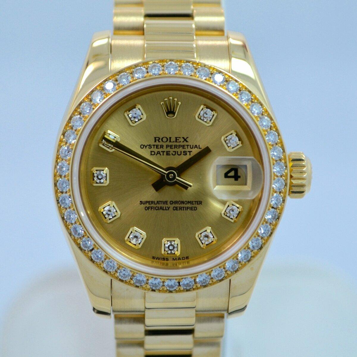 Часы Rolex Oyster Women в Краснодаре