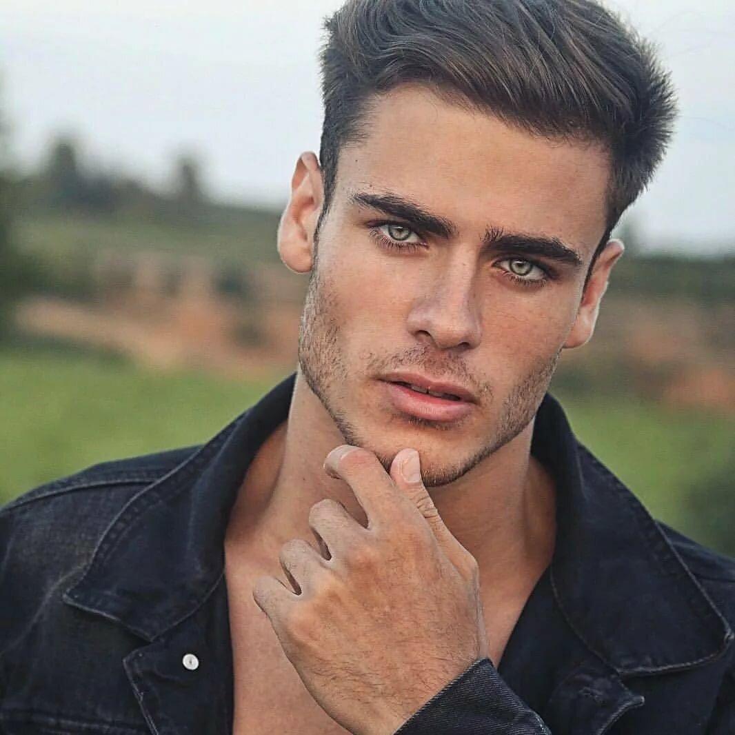 самые красивые модели мужчины фото