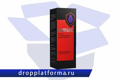 Alkotoxic - капли от алкоголизма в Симферополе
