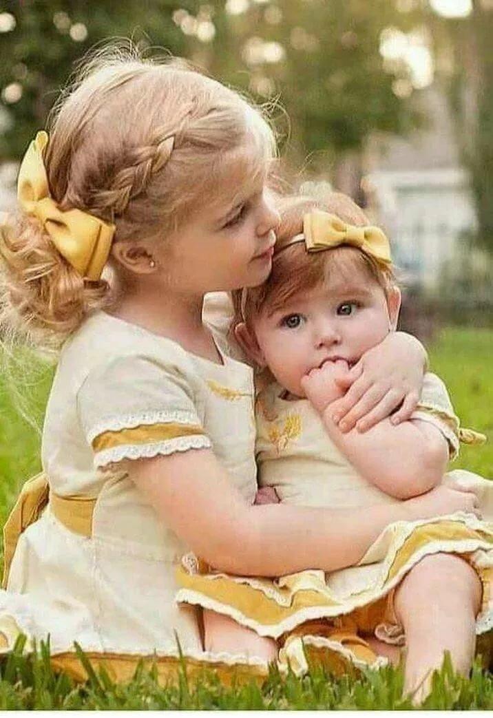 Картинки красивые про сестер