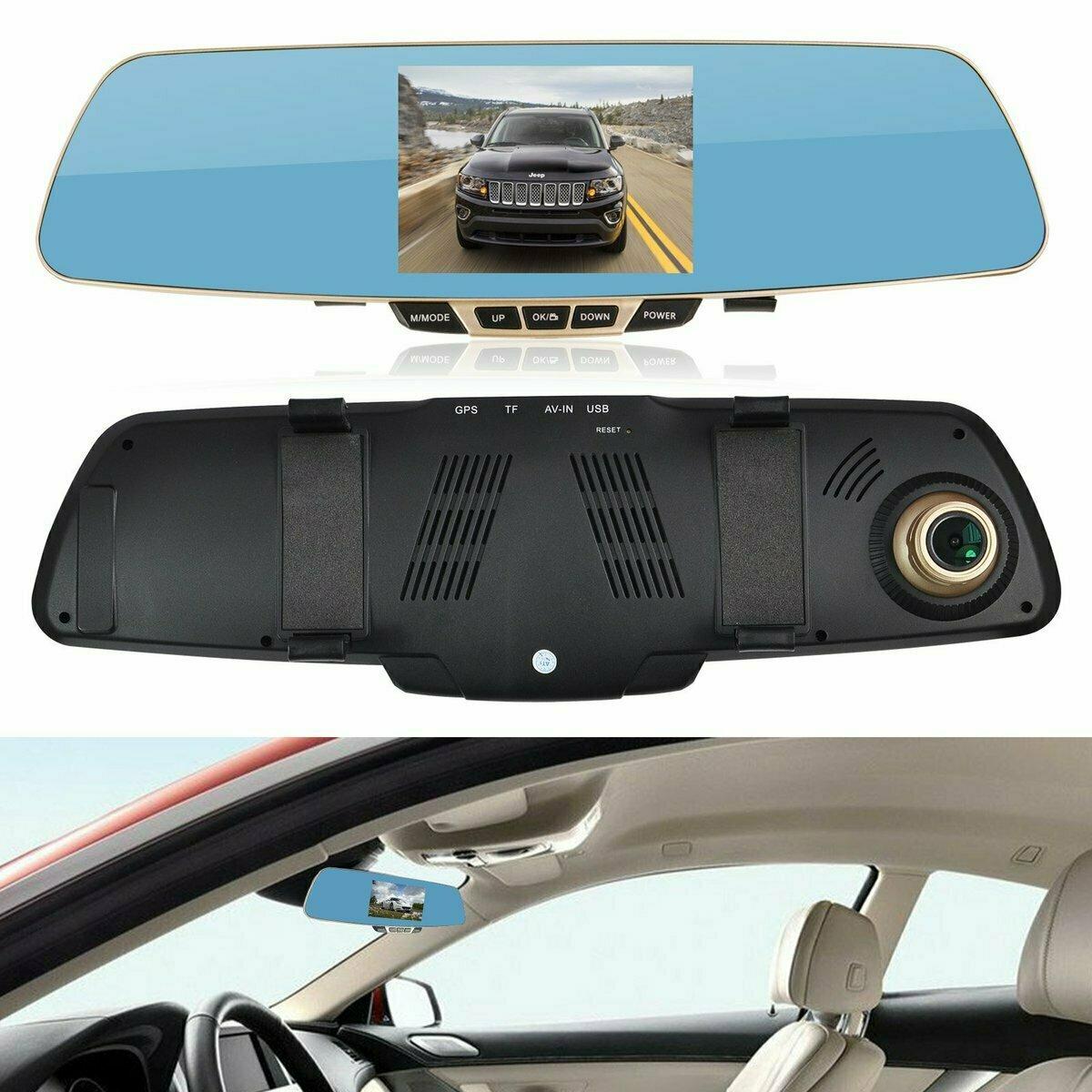 Car DVR mirror - видеорегистратор в Абакане
