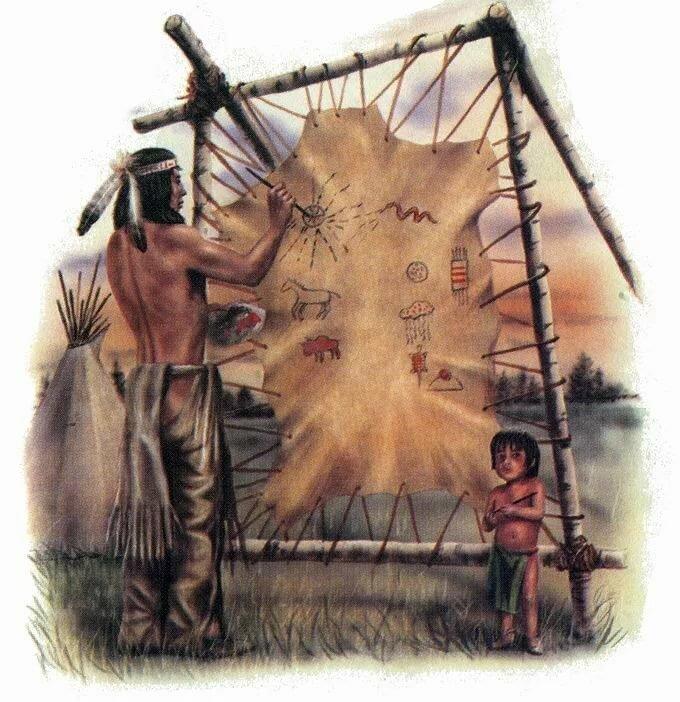другая мифы североамериканских индейцев картинки мультфильмах заложен некоторый