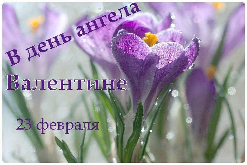 Поздравления с днем имени валентина в картинках