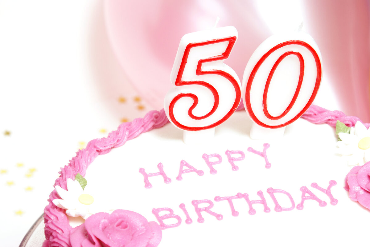 Поздравления, открытки 50 лет галине