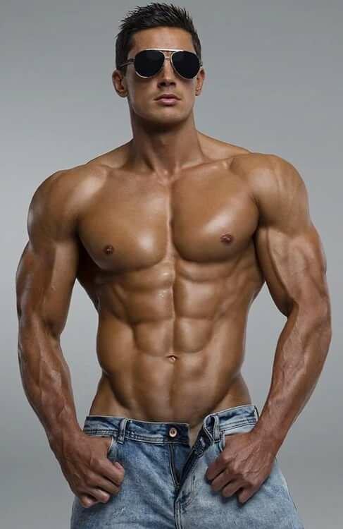 Красивые тела мужчины картинки