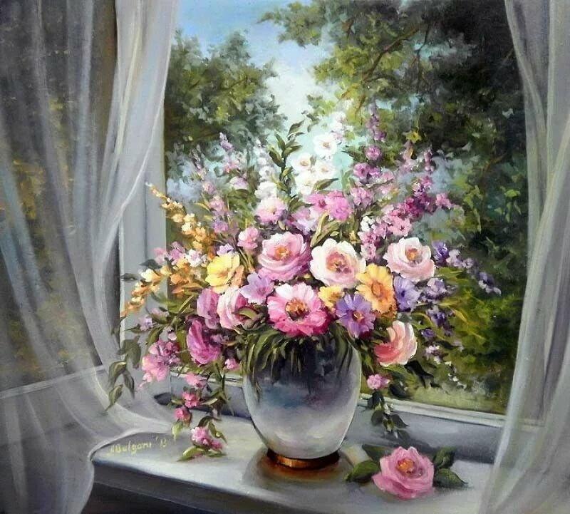 Картинки цветы добрый день, налоговая смешные картинки