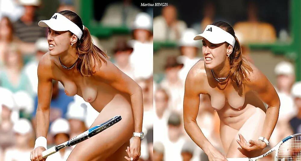 Asian nude women tennis stars the