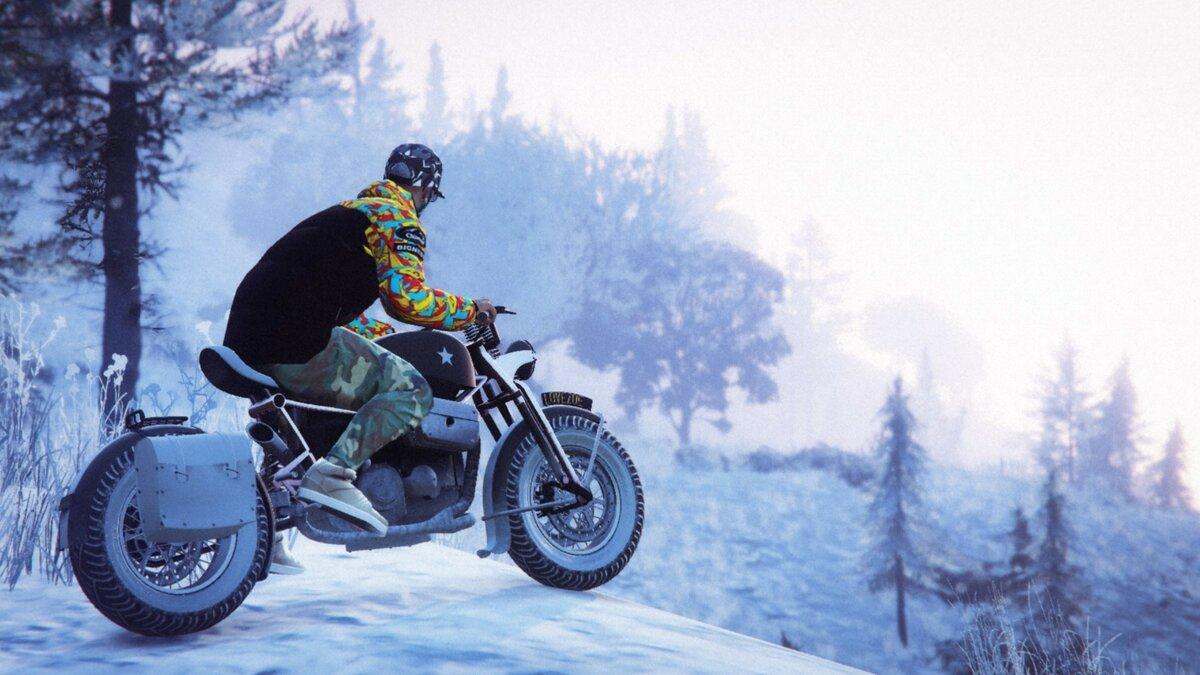 мультиваркой, зима мотоцикл картинки альба