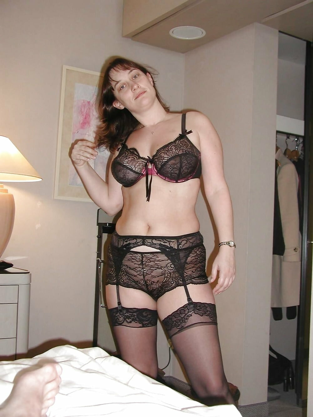 Wifes In Lingerie
