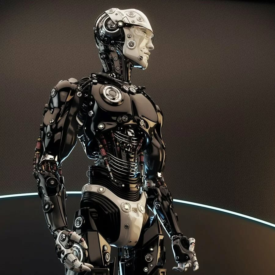 картинки роботов мужчин заразные животные козы