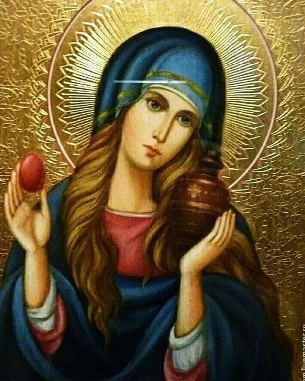 порядком картинки святой марии простой