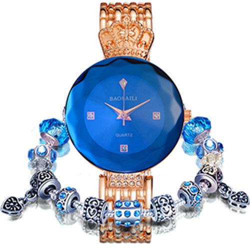 Часы Baosaili и браслет Pandora в подарок в Актобе