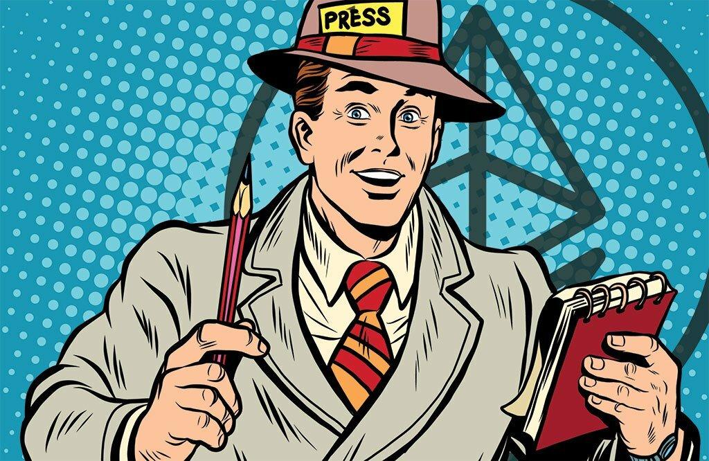 Картинки для журналиста