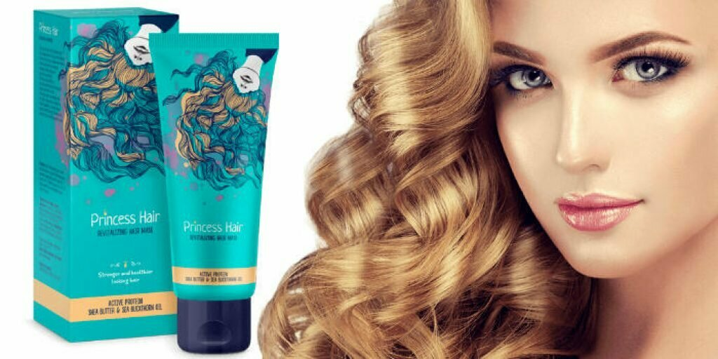 Маска для волос Princess Hair в Экибастузе
