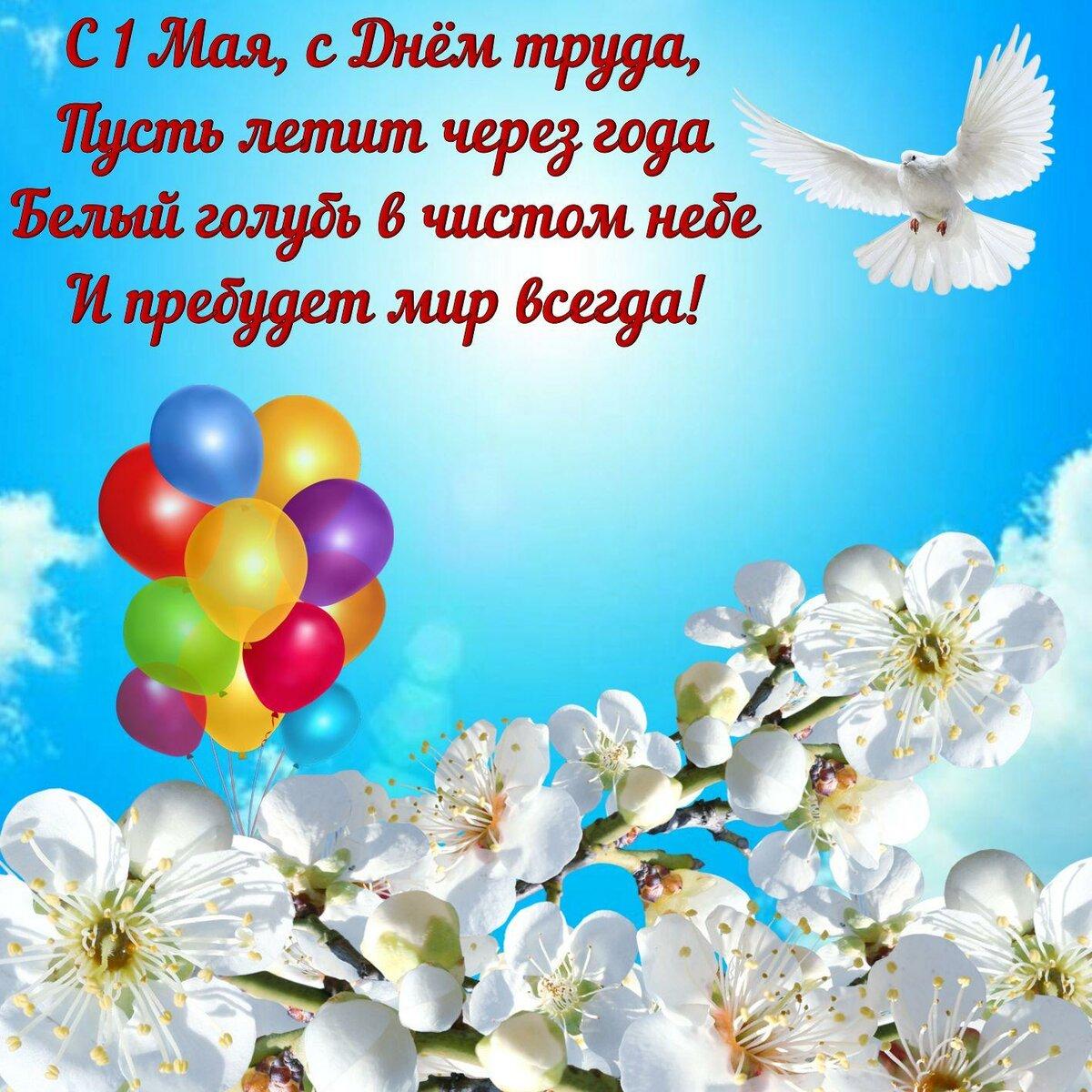 короткие стихи на 1 мая поздравок новой должности черчесов
