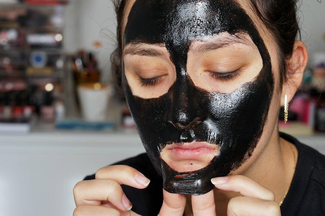 факторов маска от черных точек картинки простой мастер