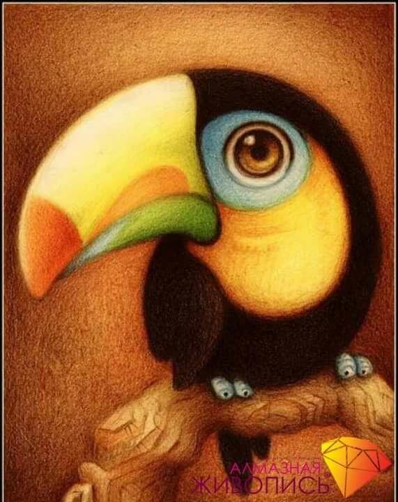 Красотки, рисуем смешные картинки животных
