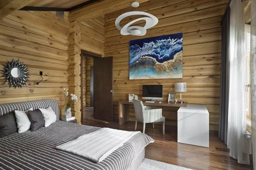 Картинки стен деревянных домов