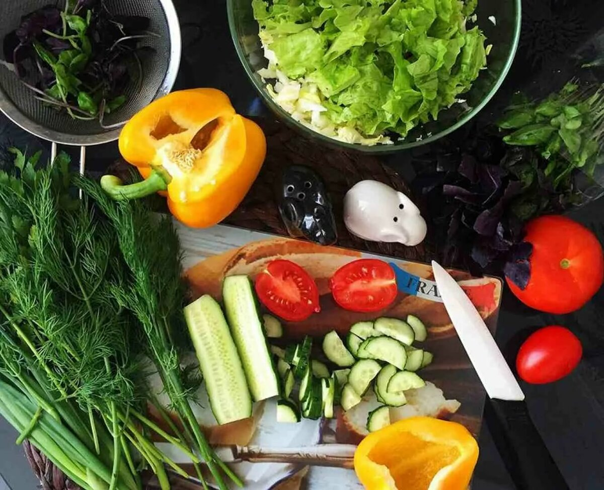Правильны продукты для похудения