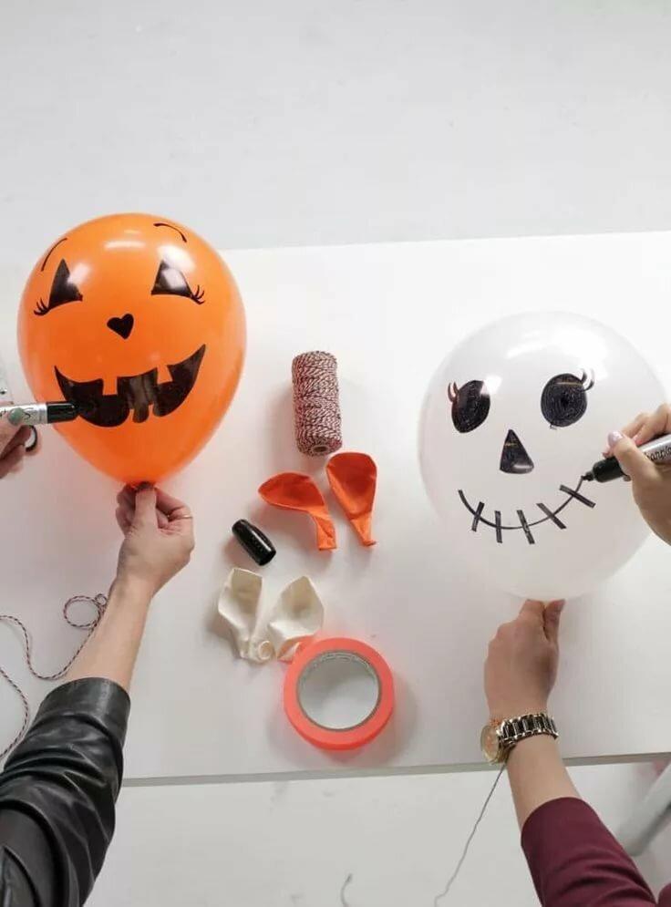 этой подборке хэллоуин как украсить картинки кто пробывал