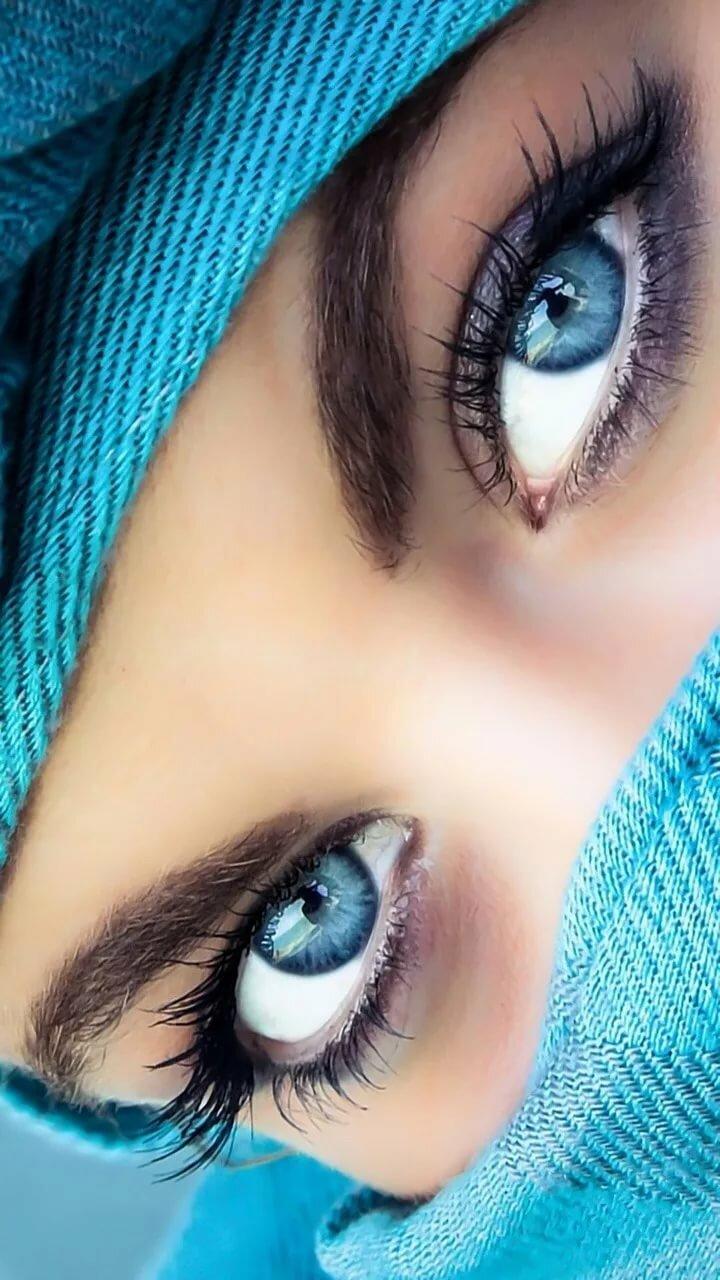 Картинки глаз девочек