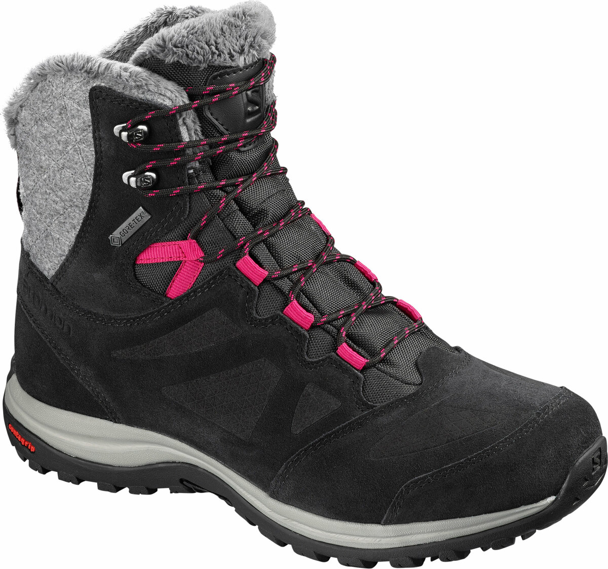 Зимние ботинки Salomon в Бийске