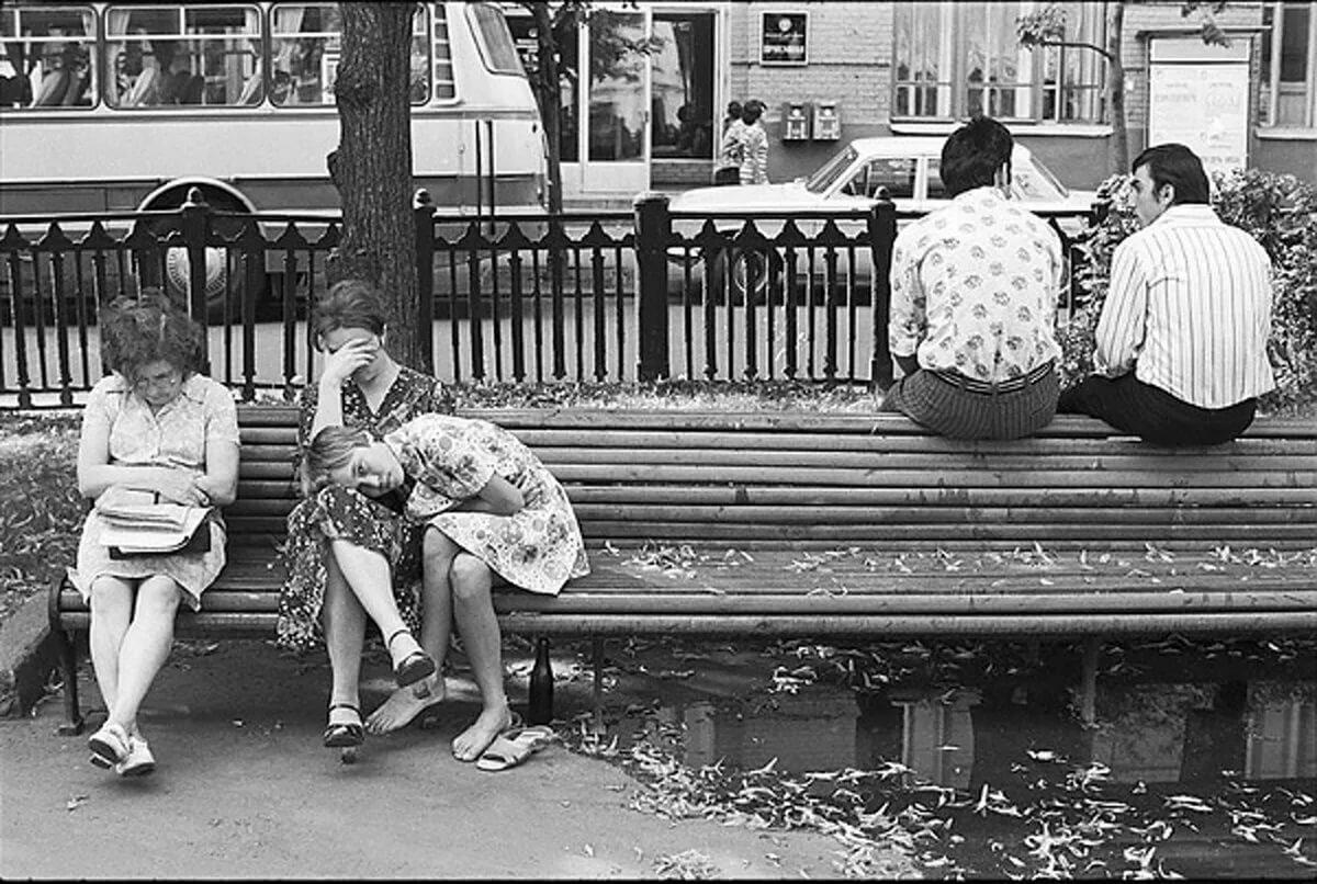 Веселые картинки 70-е годы