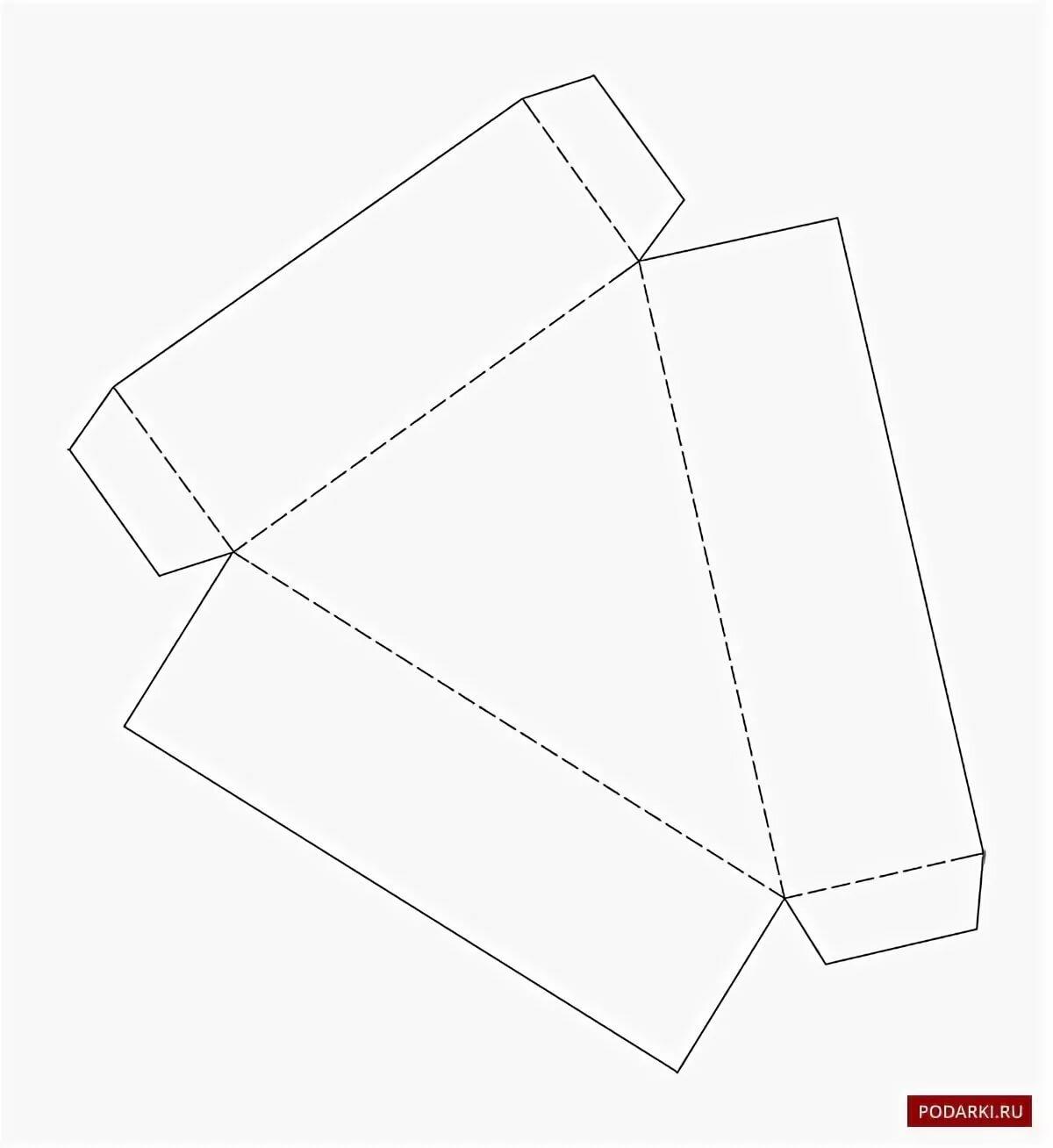 Картинки как делать торт из бумаги