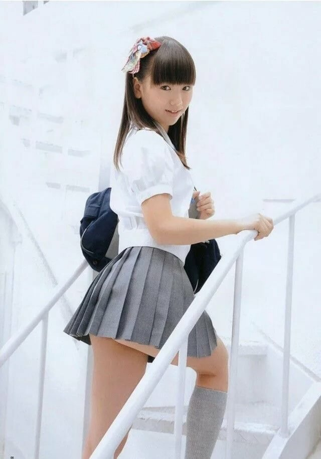 Nn japan schoolgirls — photo 8