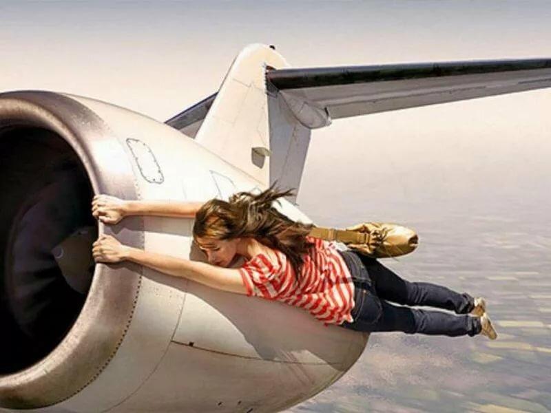 Смешные картинки про самолетов, про жизнь надписями