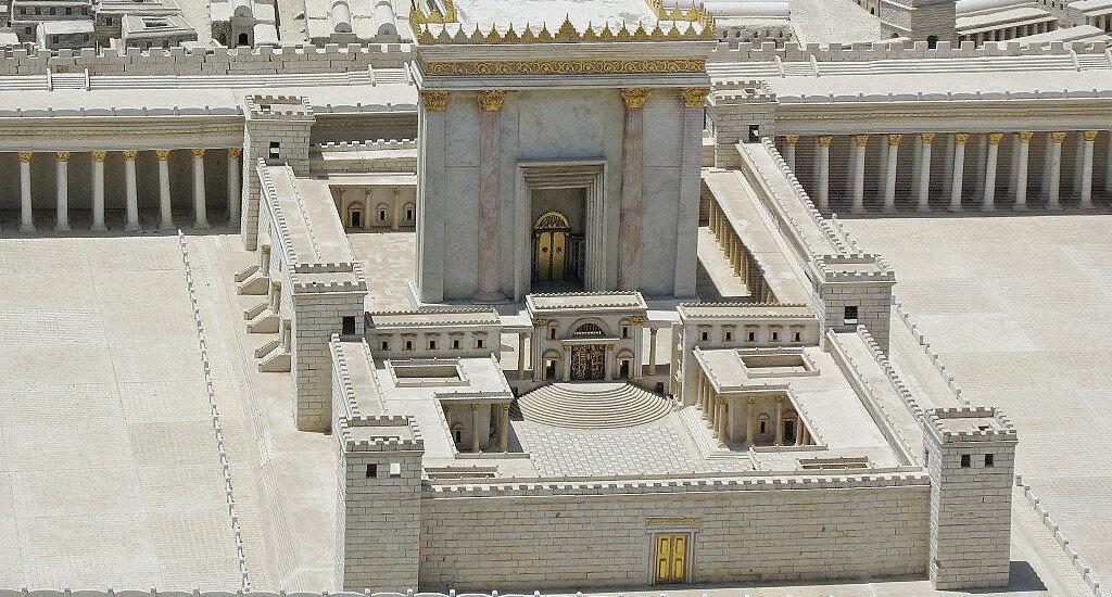 10 августа 70 года разрушен Второй Иерусалимский Храм