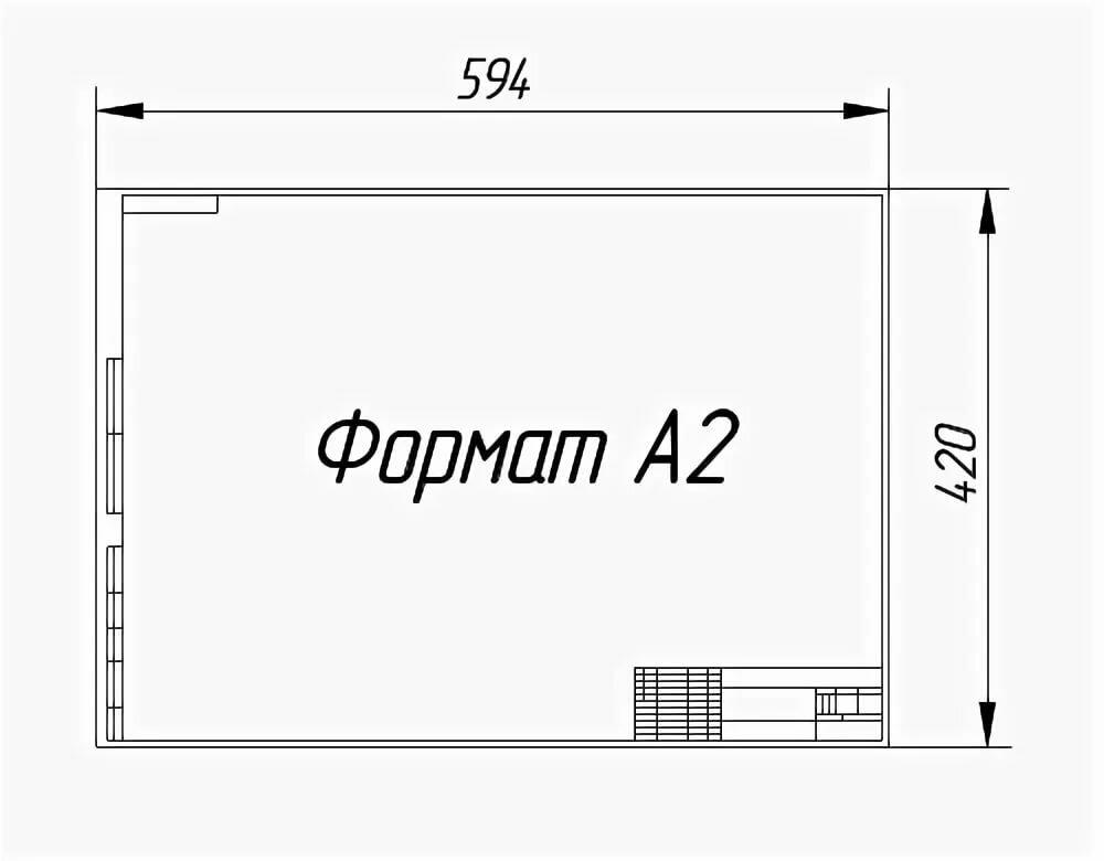 Картинки а2 формата