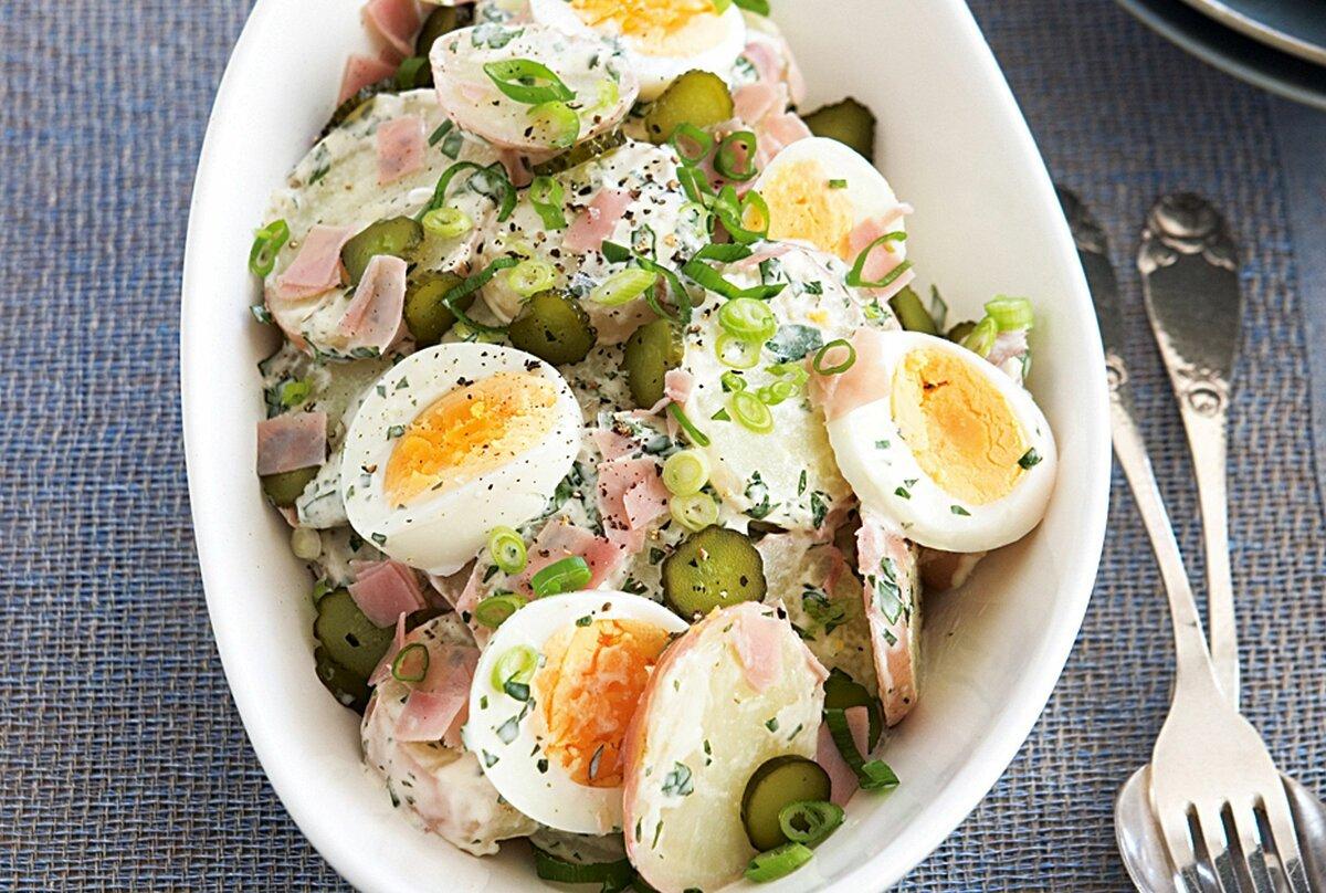 омске салат из картофеля рецепт с фото самый большой площади