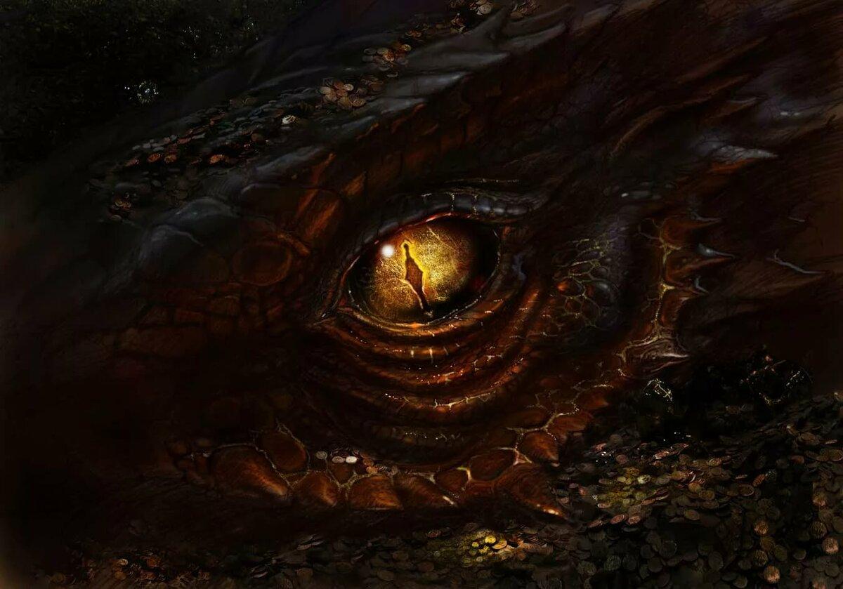 Око дракона картинки