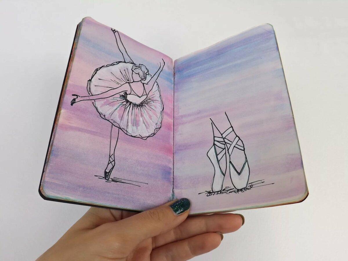 Рисунки для срисовки легкие и красивые для скетчбука для начинающих