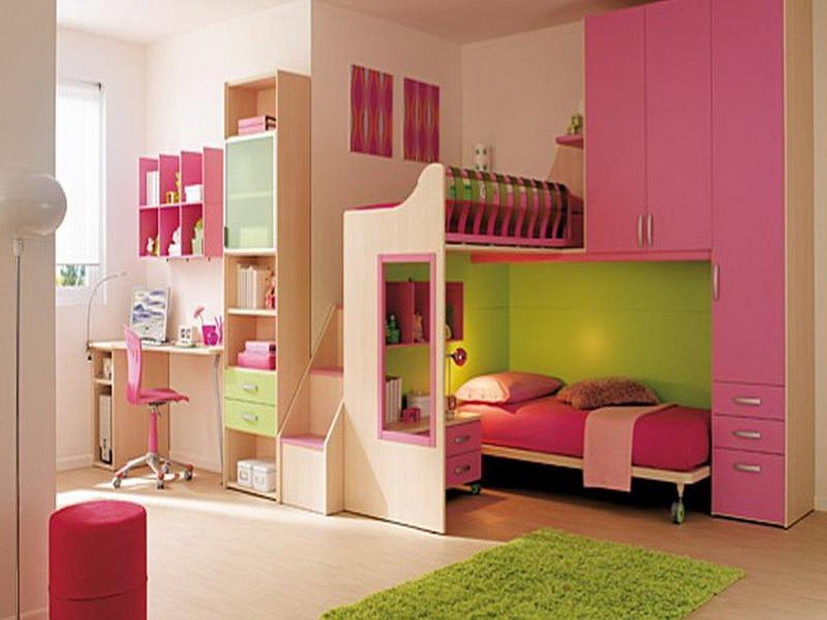 Картинки красивые комнаты для девочек, сделать