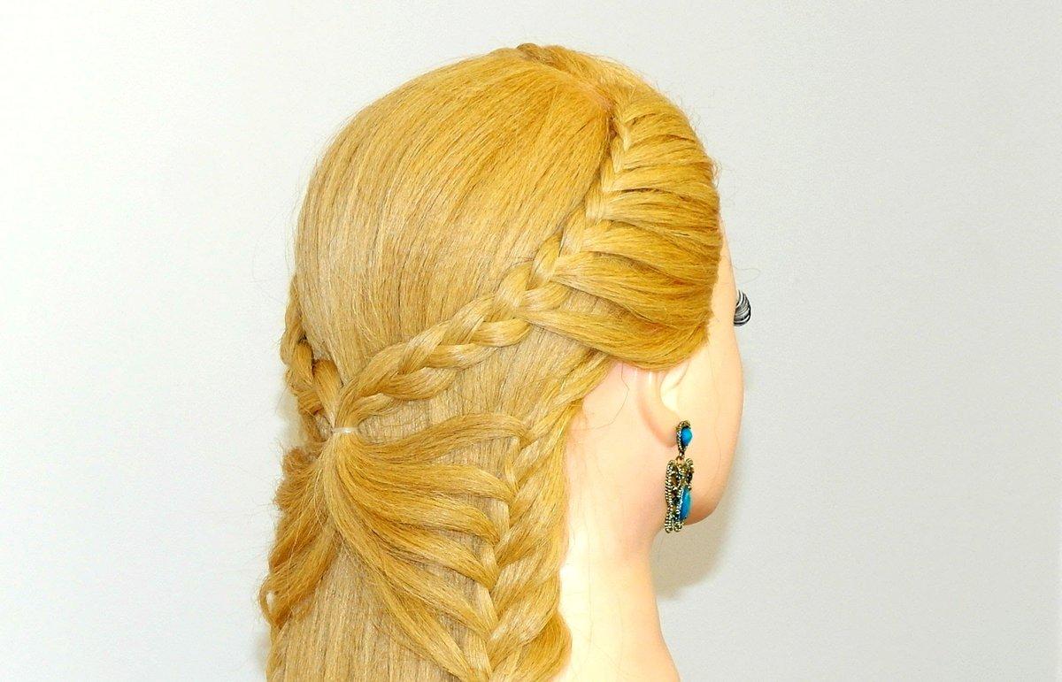 страна плетения для длинных волос с картинками выбрать любимые замки