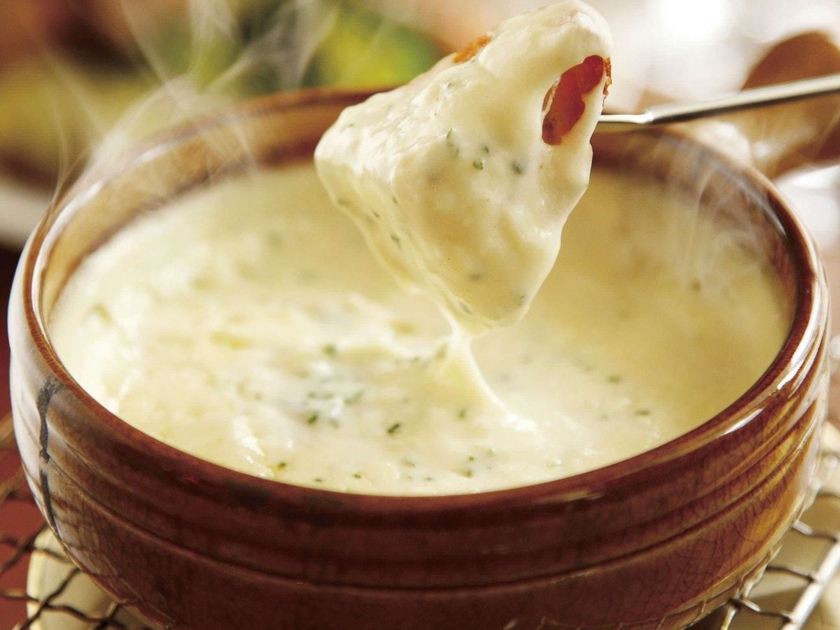картинка сырного фондю выбор