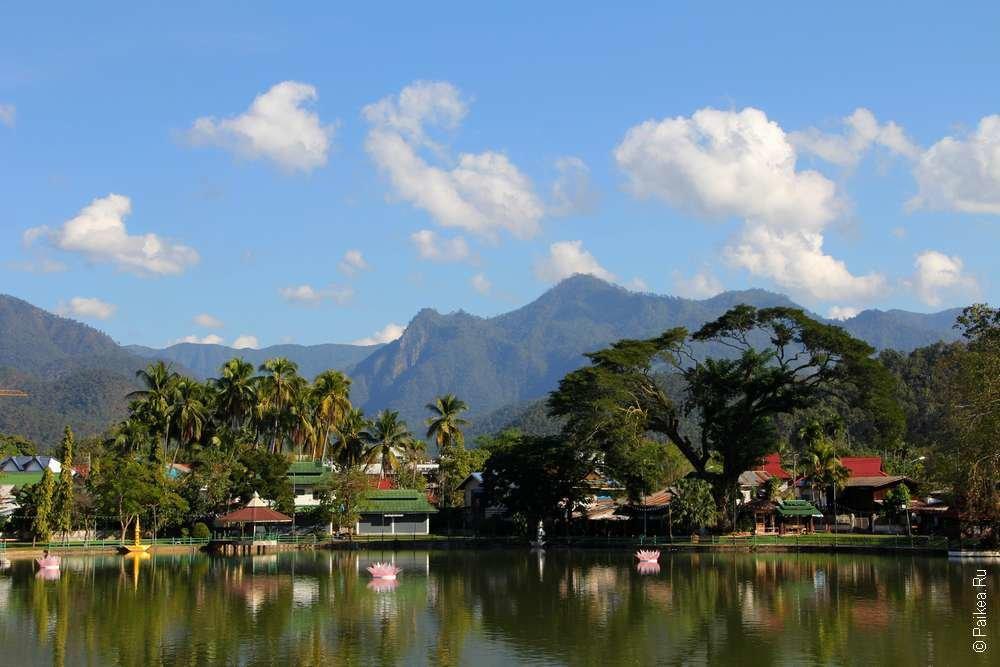 Провинция мае хонг сон таиланд обои подходит