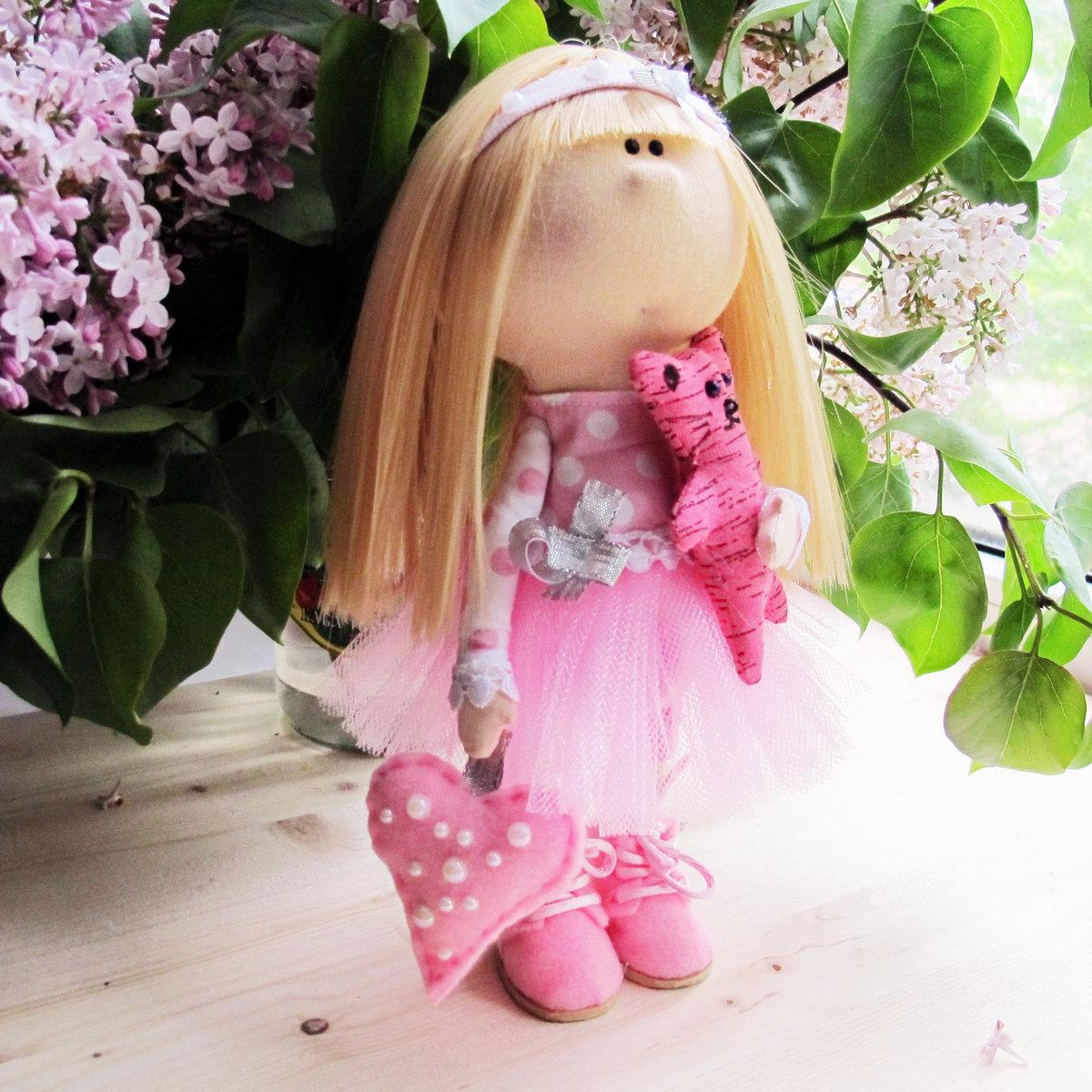 картинки красивых кукол своими руками всей души