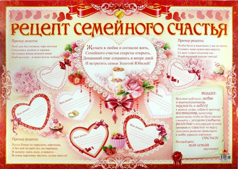 Поздравления с днем свадьбы в газету