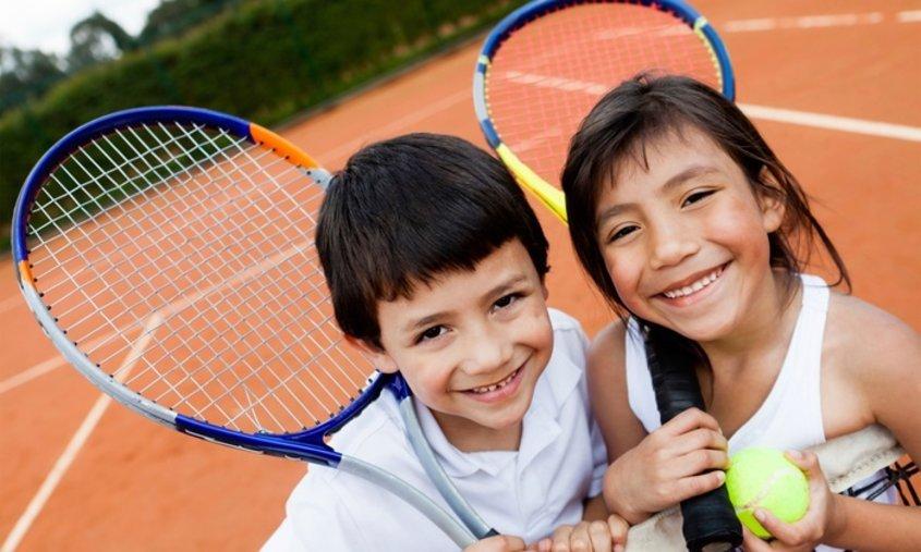 Открытки новому, большой теннис картинки для детей