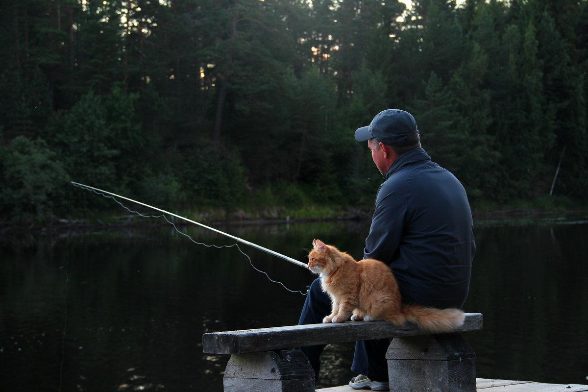 цветы фото рыбаков на рыбалке будет
