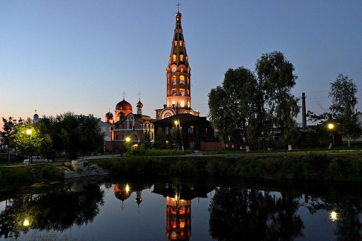 Алатырь фото города