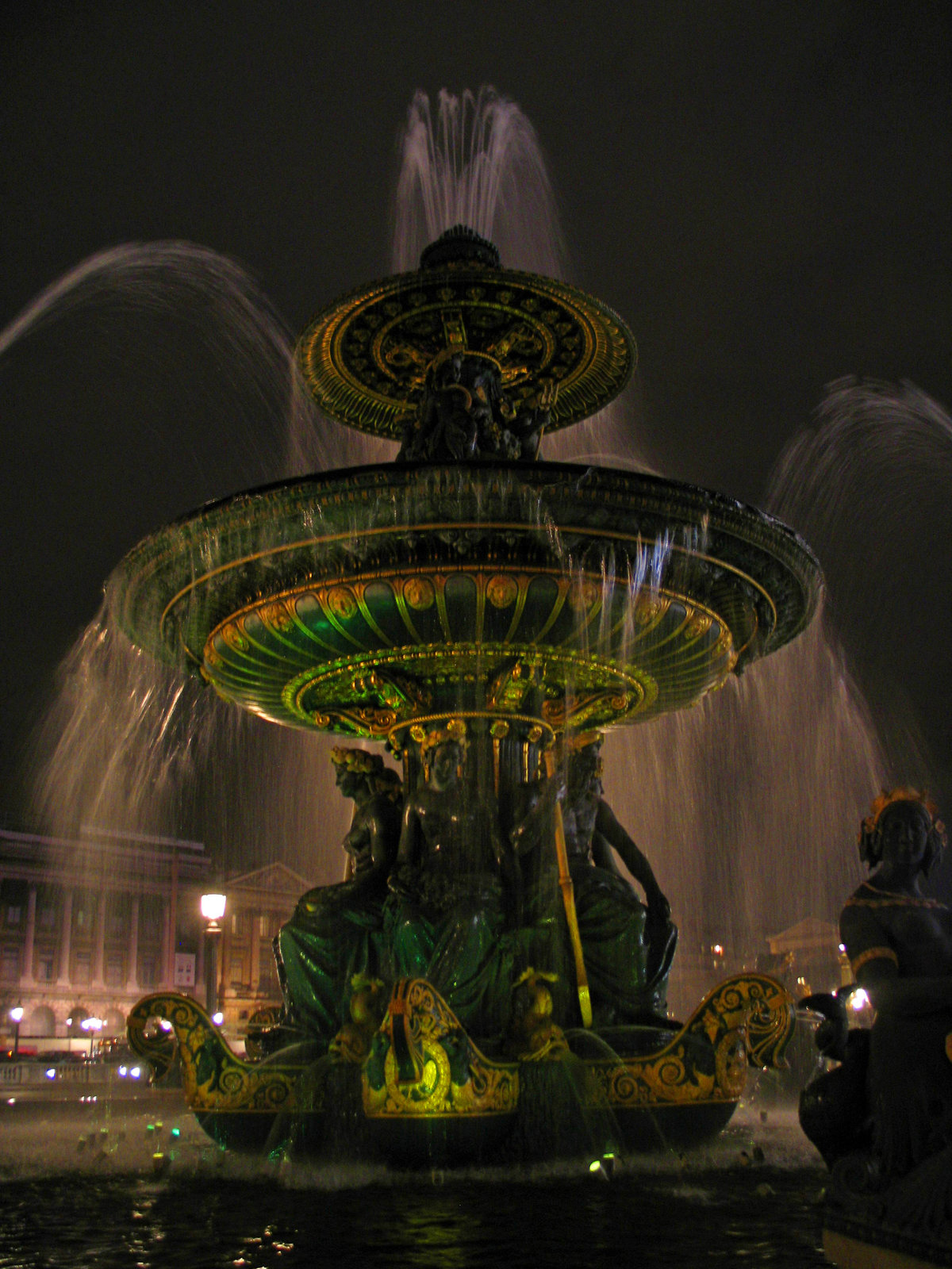 заповедника картинки фонтан в париже вам