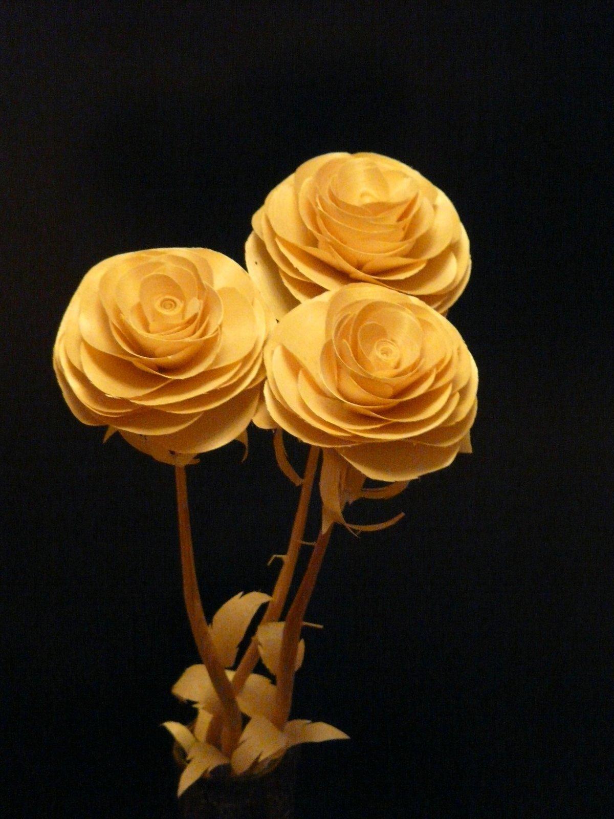владельцев сообщали как вырезать розу из дерева фото обколешься пока соберёшь
