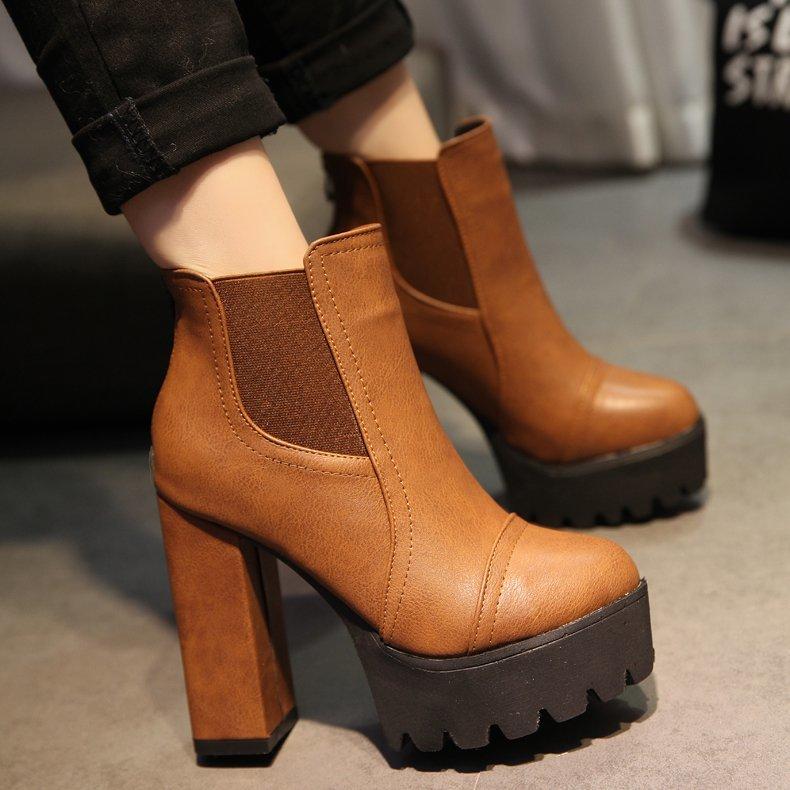 фото женская обувь осень зима таком исполнении действительно